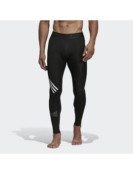 Alphaskin Sport+ Long 3 Stripes Tights by Adidas