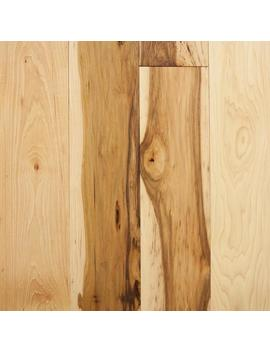 Green Leaf By Mullican Flooring 5 In Natural Hickory Engineered Hardwood Flooring (28 Sq Ft) by Lowe's