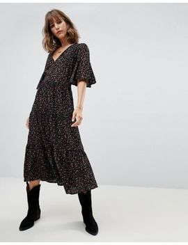 Faithfull Melia Midi Dress by Faithfull