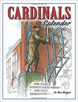 Cardinals Splendor by Jo Ann Kargus
