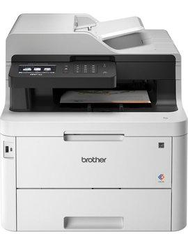 Mfc L3770 Cdw Wireless Color All In One Printer   White by Brother