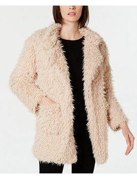 Penny Lane Faux Shearling Coat by Sage The Label