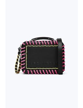 The Whipstitch Mini Box Bag by Marc Jacobs