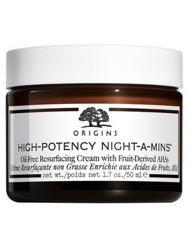 Origins High Potency Night A Mins Oil Free Resurfacing Cream With Fruit Derived Ah As by Origins