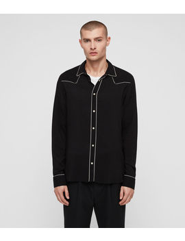 Nero Shirt by Allsaints