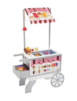 Snacks & Sweets Food Cart Set by Melissa & Doug