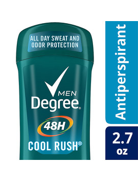 Degree Men Dry Protection Antiperspirant Deodorant Cool Rush2.7 0z by Walgreens