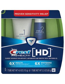 Crest Pro Health Hd Daily Two Step Toothpaste System1.0 Ea by Crest.Com