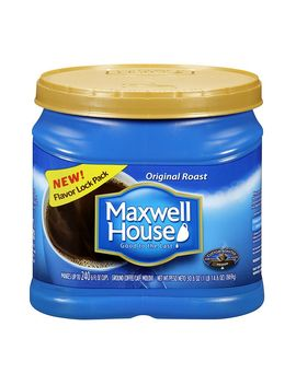 Maxwell House Ground Coffee Original Roast30.6 Oz by Walgreens