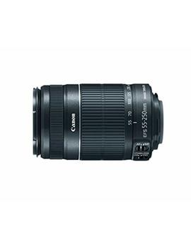 Canon Ef S 55 250mm F/4.0 5.6 Is Ii Telephoto Zoom Lens by Canon