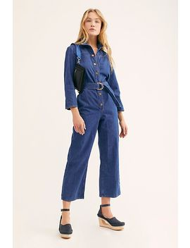 Harper All In Jumpsuit by Free People