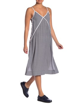 Laurie Gingham Dress by Rag & Bone