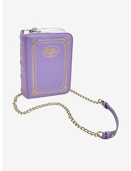 Polly Pocket Book Crossbody Bag by Hot Topic