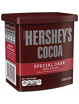Hershey's Special Dark Cocoa, 8 Ounce by Hershey's