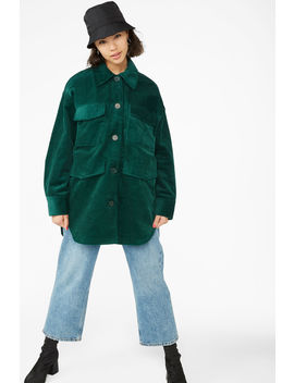 Utility Cord Jacket by Monki
