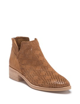 Tommi Perforated Bootie (Women) by Dolce Vita