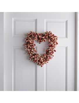 Heart Wreath by Crate&Barrel
