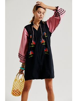 Floral Oaxaca Mini Dress by Free People