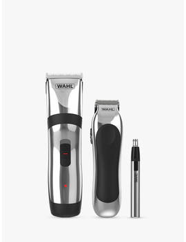 Wahl Clipper & Trimmer Cordless Grooming Set by Wahl