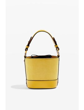 Betty Tortoiseshell Ring Buckle Bag by Topshop