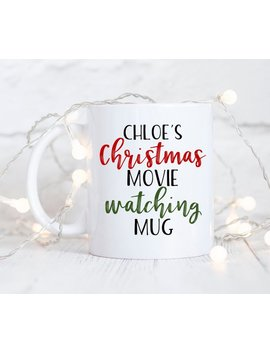 Custom Christmas Movie Watching Mug, This Is My Hallmark Mug, Funny Coffee Mug, Christmas Mug, Funny Christmas Gift, Sister, Best Friend,Cup by Etsy