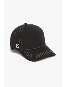 Baseball Cap by Monki