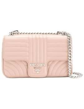 стеганая сумка через плечо by Prada