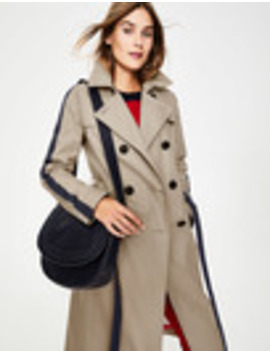 Whitstable Trench Coat by Boden