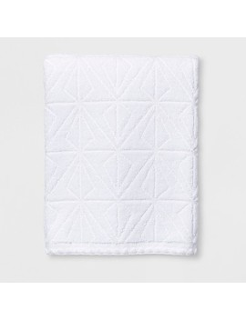 Sculpted Diamond Bath Towels    Project 62™ by Project 62