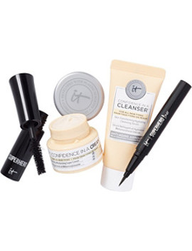 Beauty Break! Free 4 Pc It Cosmetics Gift With Any $50 Online Purchase by It Cosmetics