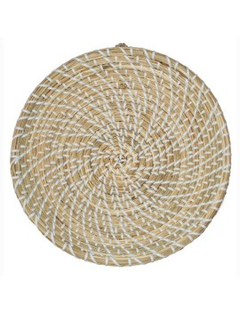 Sea Grass And Plastic String Wall Decor   Threshold™ by Threshold