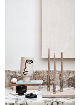Vysoká Váza S Motivem by H&M