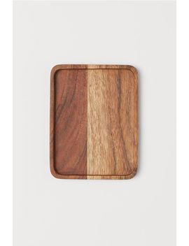 Malý Dřevěný Tác by H&M