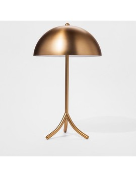 Metal Tripod Lamp   Gold   Project 62™ by Project 62