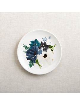 Francesca Floral Salad Plates, Set Of 4 by Crate&Barrel