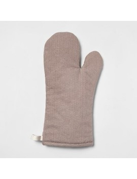 Oven Mitt Deep Taupe    Project 62™ by Project 62