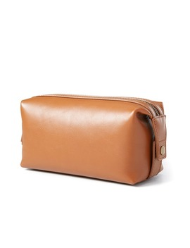Leather Dopp Kit by Standard Issue