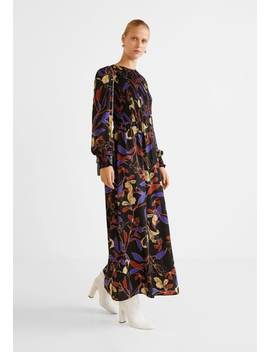 Meghan   Maxi Dress by Mango