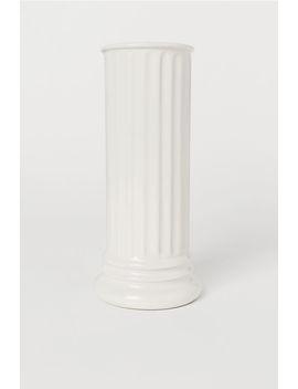 Vysoká Kameninová Váza by H&M