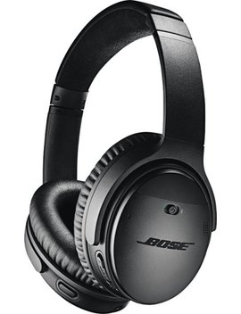 Quiet Comfort 35 Wireless Noise Cancelling Headphones Ii   Black by Bose®