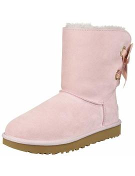 Ugg Women's W Customizable Bailey Bow Short Fashion Boot by Ugg