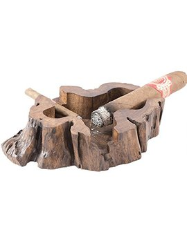 Elephant Tobacco Handmade Wooden Vintage Cuban Cigar Ashtray by Elephant Tobacco