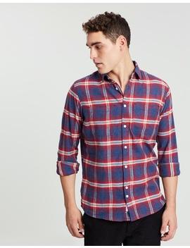 Check Flannel Shirt by Bellfield