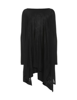 Drkshdw Cape Aus Wolle by Rick Owens
