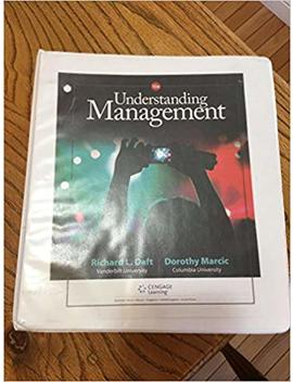Understanding Management, Loose Leaf Version by Amazon