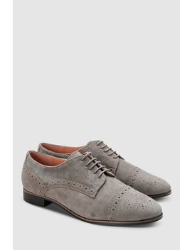 Leather Brogues by Next