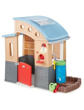 Little Tikes® Go Green Playhouse   Eco Friendly Learning by Little Tikes