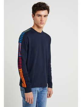 Regular Fit   Langærmede T Shirts by Ps By Paul Smith
