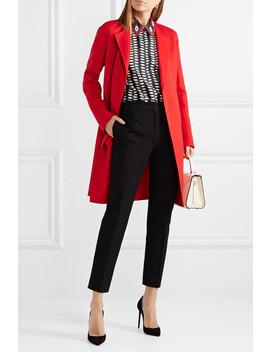Blacky Cashmere Coat by Akris