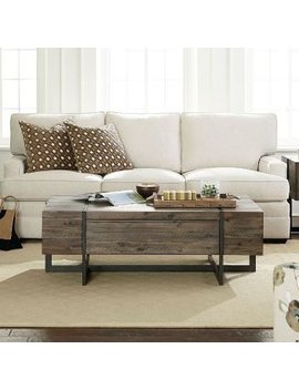 Foundry Select Simone Coffee Table With Storage by Foundry Select